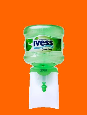 Dispenser para bidon, botellon agua en zona sur indusoda