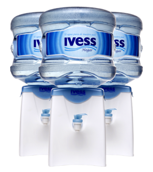 distribuidora de agua en botellon, bidon y soda en zona sur indusoda